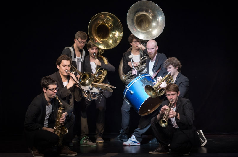 Big funk brass 1