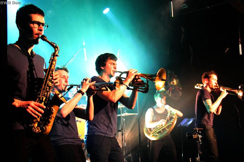 Big funk brass